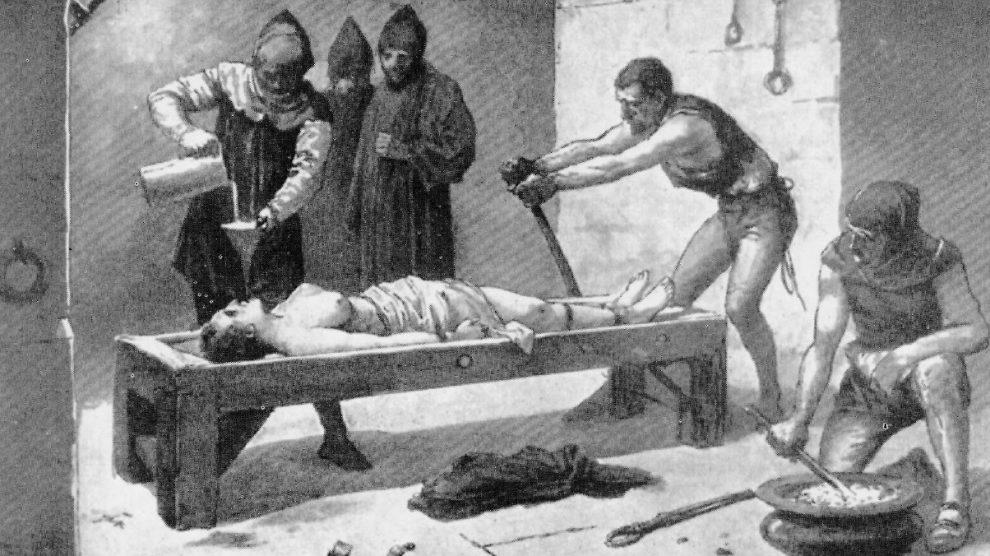 пытки инквизиции