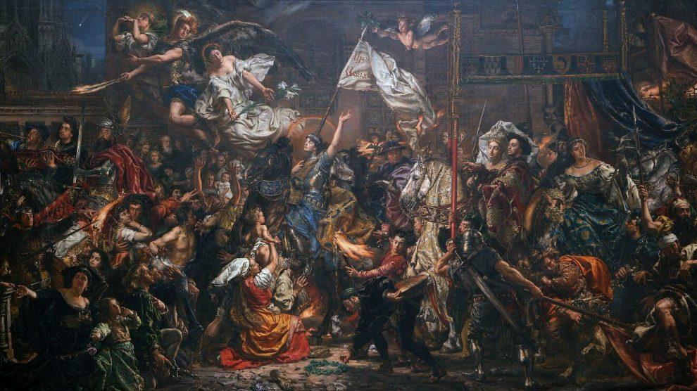 Joanna d`Arc